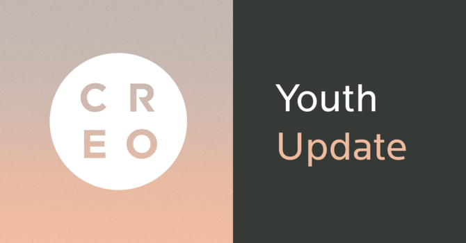 CREO Youth Update image