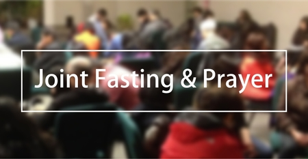 Joint Fasting & Prayer Meeting