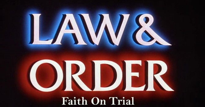 Law and Order - Faith on Trial