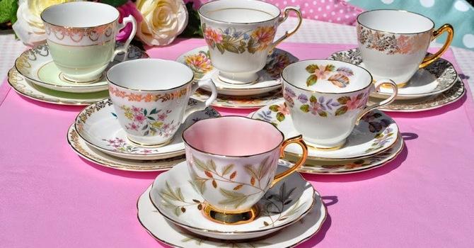 St. Stephen's Spring Tea