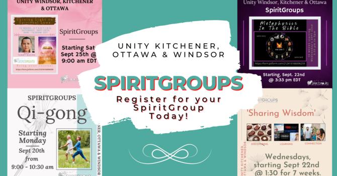 Spirit Group FALL 2021 image