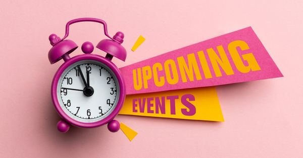 Be up-to-date with our Events Calendar