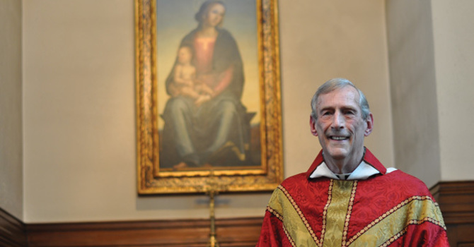 Mass for the Reverend Fr. Michael Forshaw