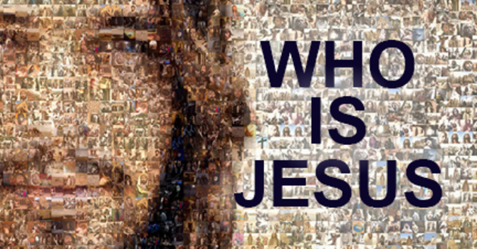 Who Is Jesus image