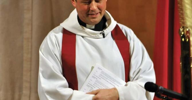 St. Mary's, Kerrisdale Welcomes The Reverend Jeremy Clark-King image
