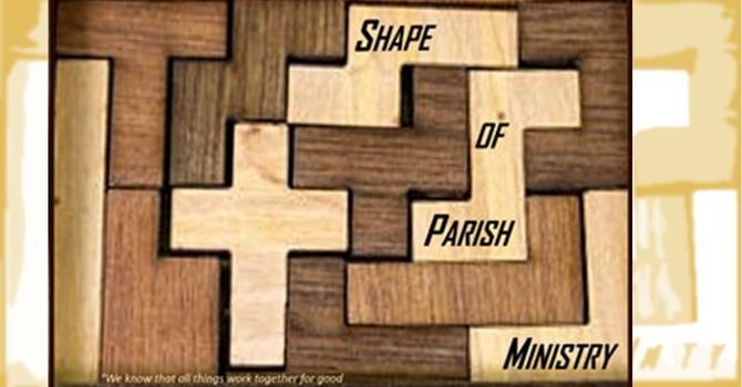 Shape of Parish Ministry