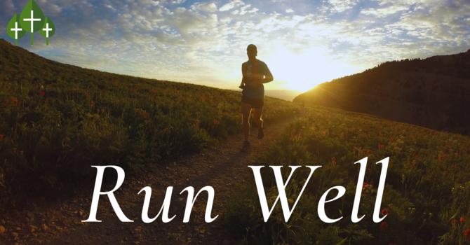Run Well image