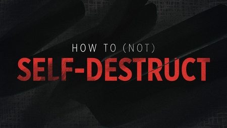 How to (Not) Self-Destruct