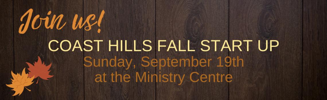 Coast Hills Community Church