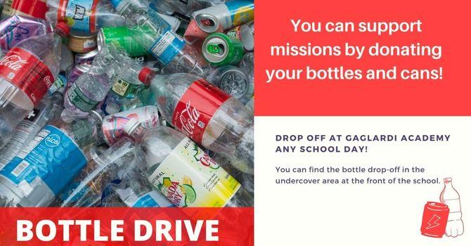Bottle Drive for Tanzania