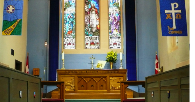 Holy Communion - Book of Common Prayer