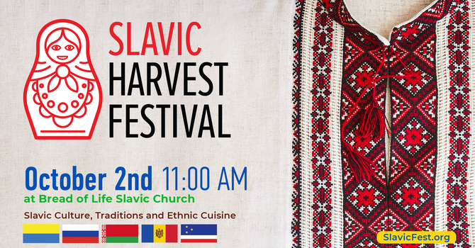 Slavic Harvest Festival 2021