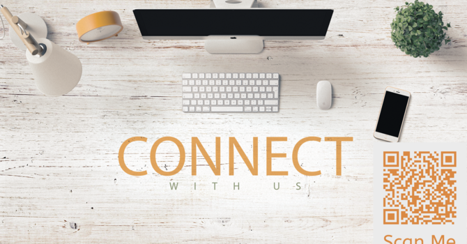 Connect with Us image