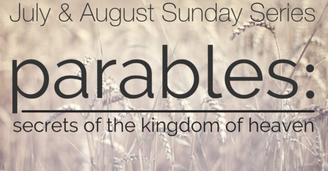 The Parable Of The Hidden Treasure - Audio