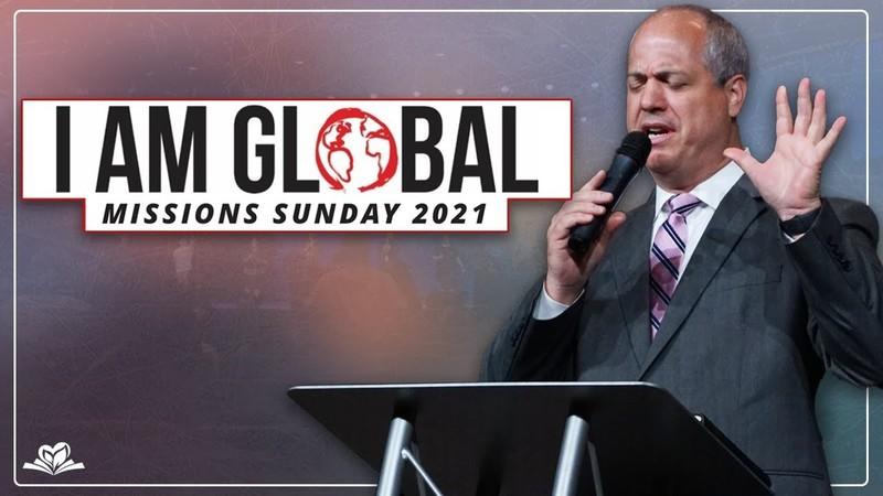 Missions Sunday   Mark Shutes