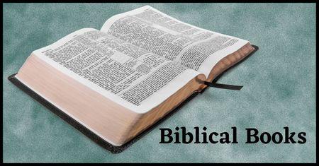 Biblical Books
