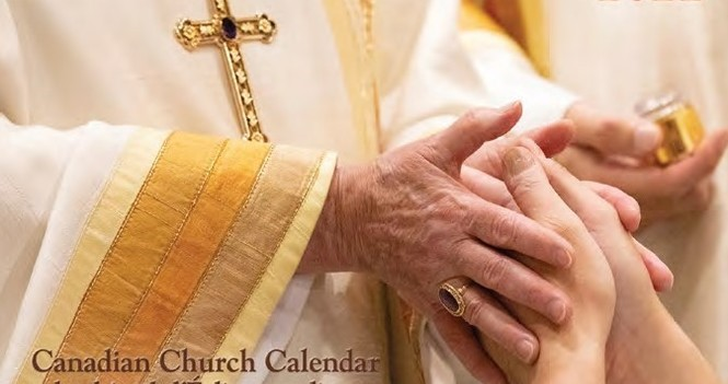 Time to Order Your 2022 Church Calendars Now
