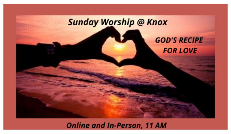 God's Recipe for Love