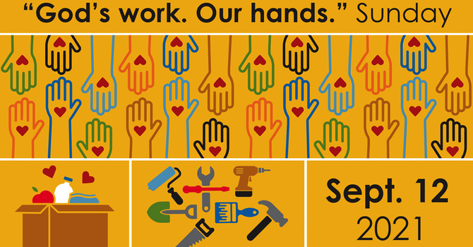 God's Work Our Hands Sunday image