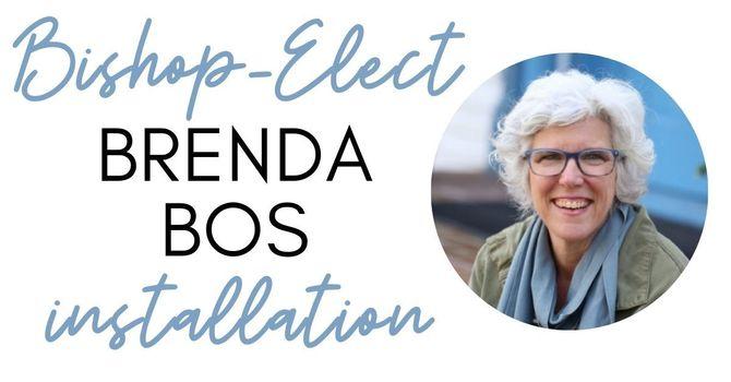 Installation Service for Bishop Brenda Bos image