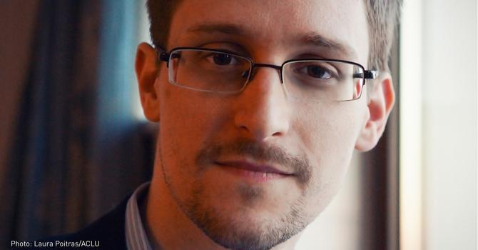 Livestream Evening with Edward Snowden