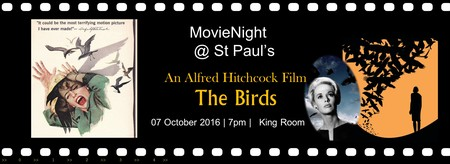 "MovieNight presents ""The Birds"""
