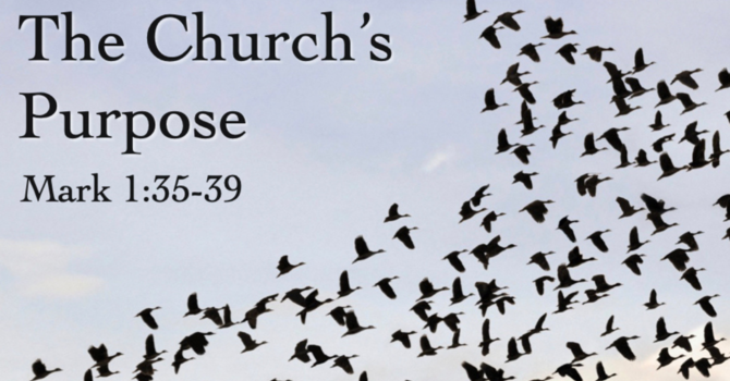 The Church's Purpose