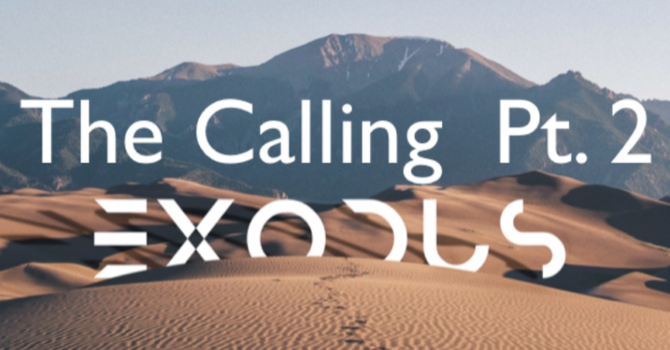 Exodus-The Calling-Part 2-Steve Lounsbury - Audio
