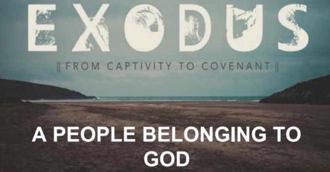 Exodus From Captivity To Covenant - Audio