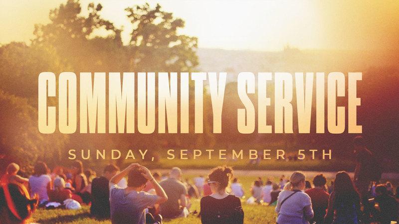 2021 Community Service