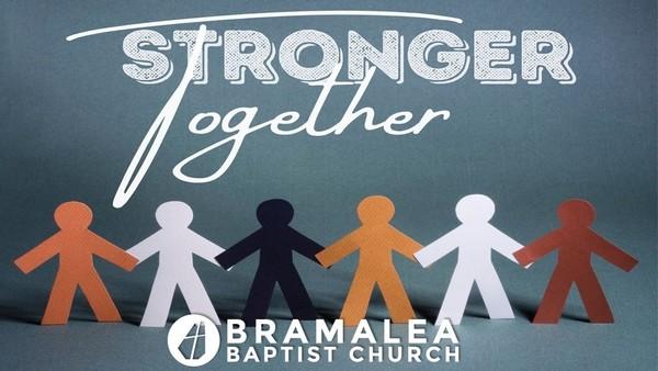 Stronger Together.
