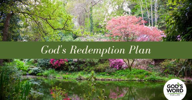 God's Redemption Plan