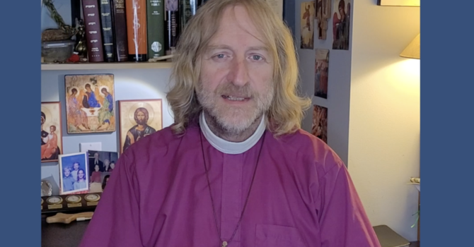 Video Talk by Archbishop Greg