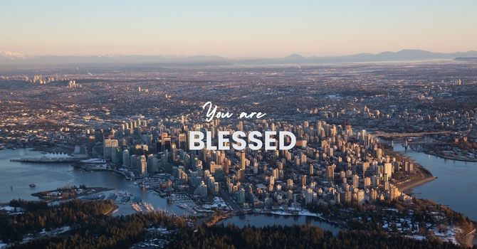 THE BLESSING SUNDAY