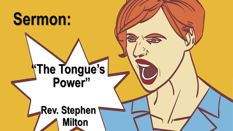 The Tongue's Power