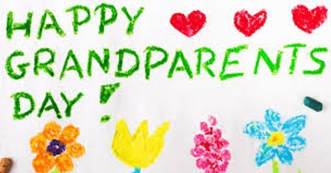 Sept 12 2021 Grandparents Day