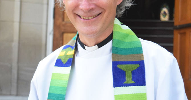 Trinity in the OSCAR: Trinity Anglican Church welcomes (back) new priest Mark Whittall image