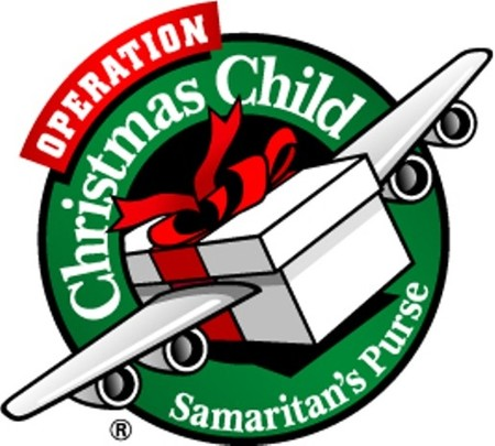 Operation Christmas Child Shoe box Drop Off