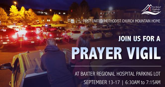 BRMC Parking Lot Prayer Vigil