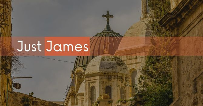 Just James - Week 2