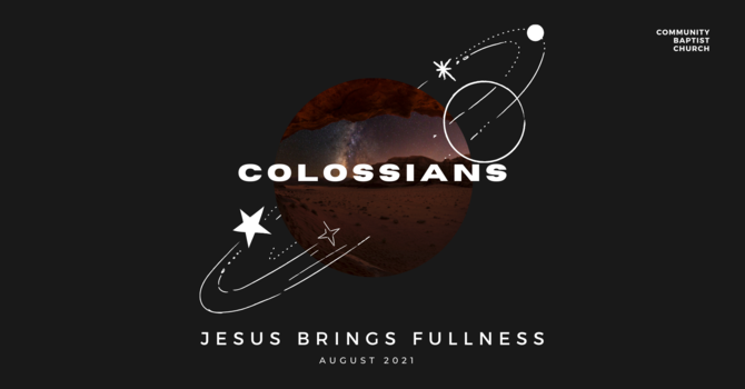 The Fullness of Strength to Carry On (Sermon Only)