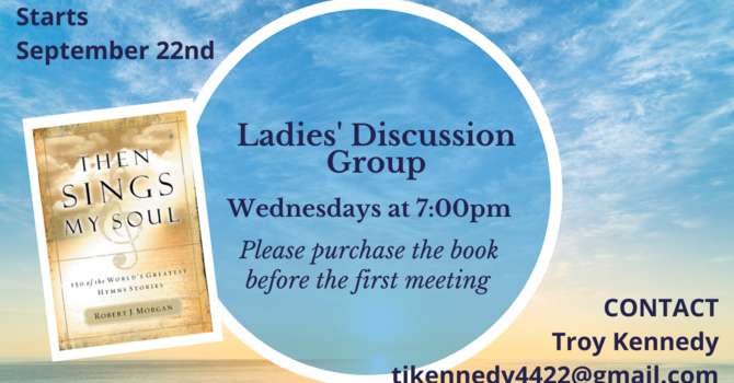 Ladies' Discussion Group
