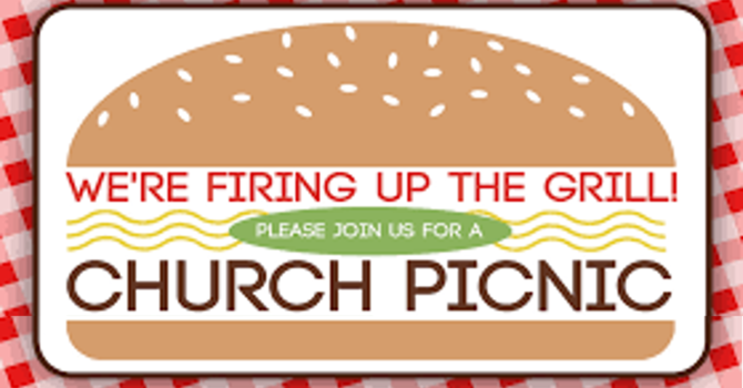 Family Ministries Picnic & Waterslide