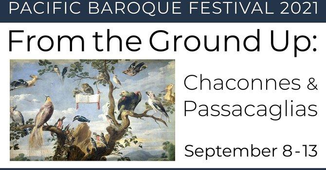 Pacific Baroque Festival Evensong, September 13, 2021