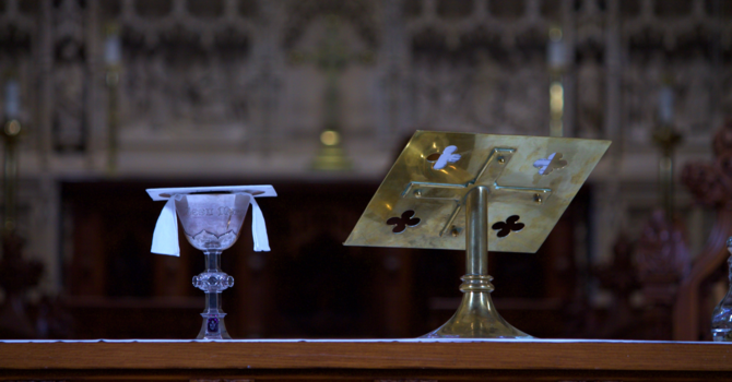 Service of Holy Eucharist