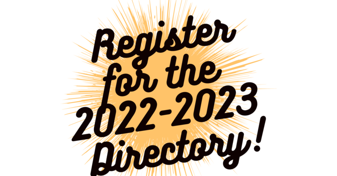 Register for the 2022-2023 Faith Lutheran Church Directory image