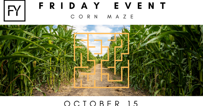 Fort Youth: Corn Maze