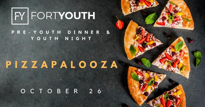 Fort Youth: Pizzapalooza!