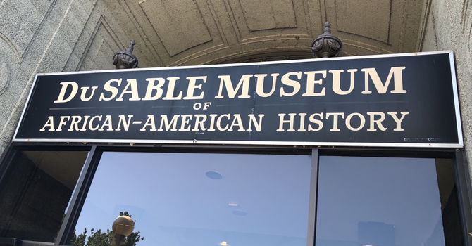 Field Trip to the DuSable Museum of African American History, Chicago