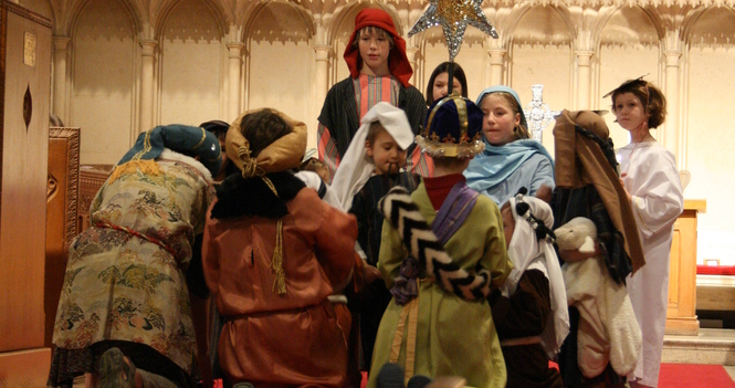 Worship and Christmas Pageant